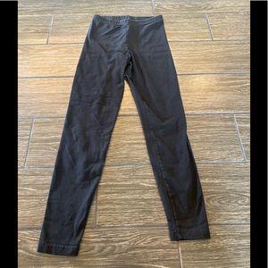 American Apparel Legging in Black Size Small